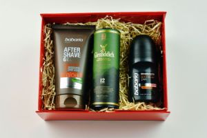 Babaria Men's Skin Care and Malt Whisky Gift Set | Mia Beauty Ltd